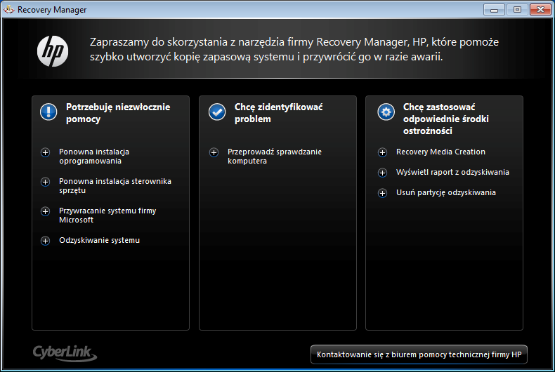 Download HP Recovery Manager Installer Utility 2.64 Rev.A ...